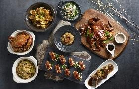 Contemporary Chinese Tapas A-La-Carte Buffet